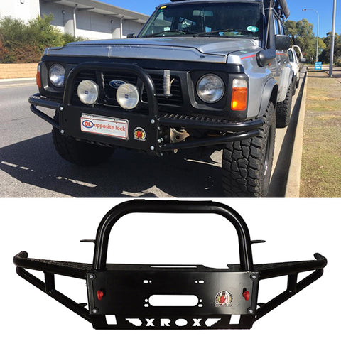 XROX COMP BAR- NISSAN PATROL GQ