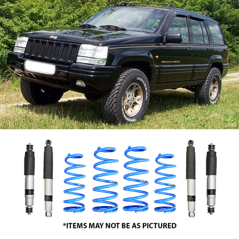 Jeep 4wd Parts Suspension And Accessories Tagged Suspension
