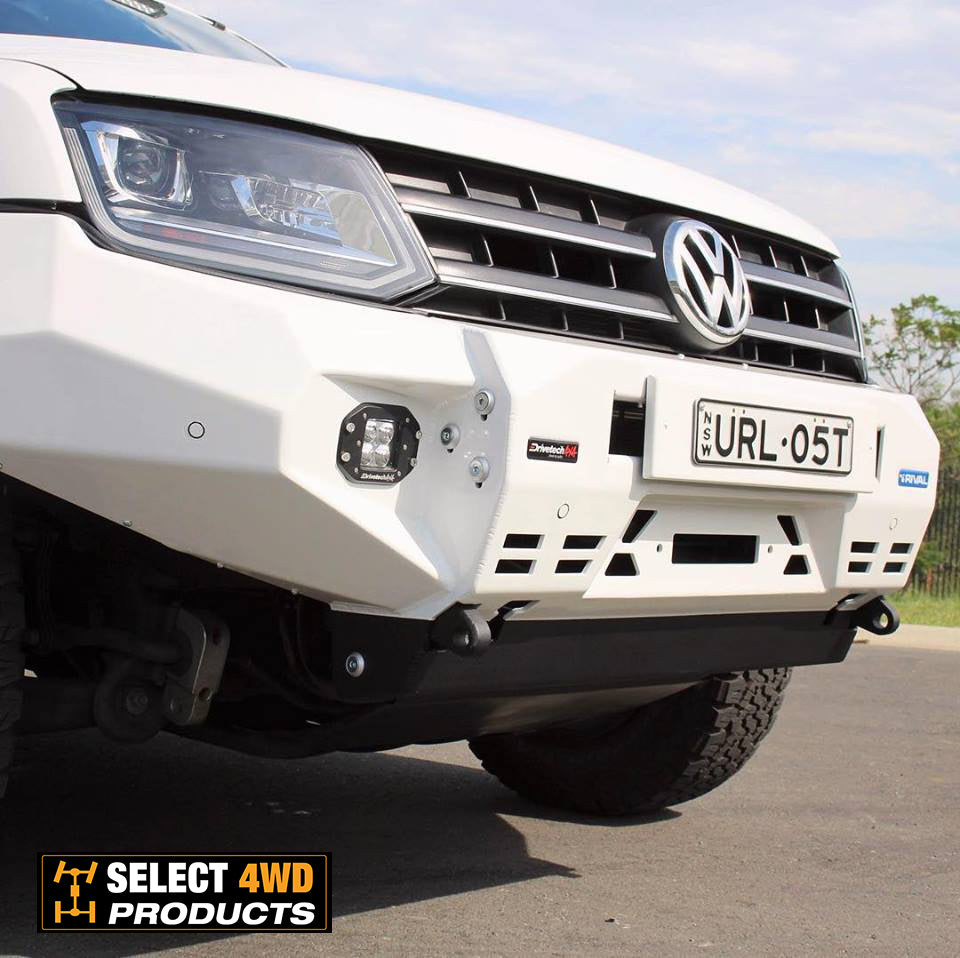 RIVAL BAR- PREMIUM ALLOY BUMPER- VW AMAROK – Select 4WD