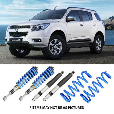"SELECT 4WD ULTIMATE SUSPENSION 2"" LIFT KIT- COLORADO 7"