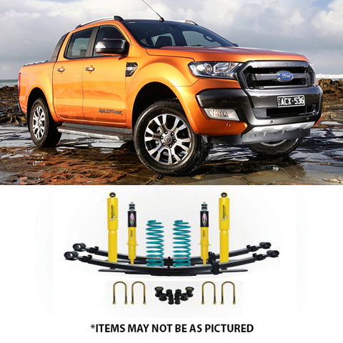 "DOBINSONS NITRO GAS 2"" LIFT KIT- FORD RANGER PX"