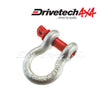 DRIVETECH 4X4 BOW SHACKLE- 4.75T