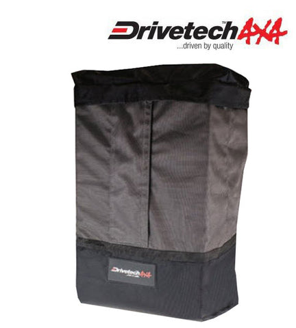 DRIVETECH 4X4 SPARE WHEEL RUBBISH/GEAR BAG