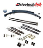 DRIVETECH 4X4 SUSPENSION KIT- ISUZU D-MAX (08/2008-2012)