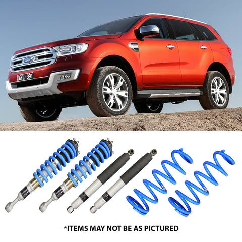 "SELECT 4WD ULTIMATE SUSPENSION 2"" LIFT KIT- FORD EVEREST UA"