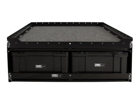 FRONT RUNNER - 6 CUB BOX DRAWER W/CARGO SLIDING TOP