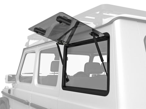FRONT RUNNER - GULLWING WINDOW / LEFT HAND SIDE GLASS (MERCEDES BENZ GELANDEWAGEN)