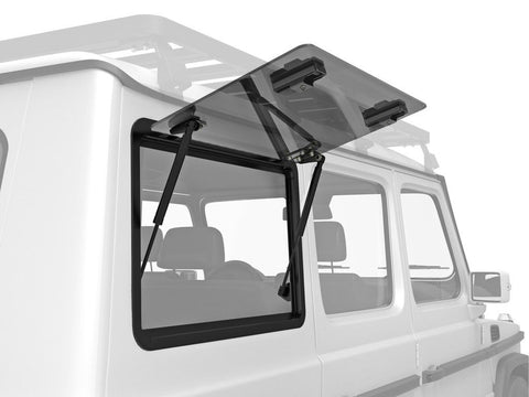 FRONT RUNNER - GULLWING WINDOW / RIGHT HAND SIDE GLASS (MERCEDES BENZ GELANDEWAGEN)
