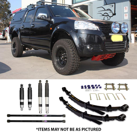 "SELECT 4WD OVERLAND SERIES 2"" LIFT KIT- GREAT WALL UTE"