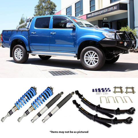 "ULTIMATE SUSPENSION 2"" LIFT KIT- TOYOTA HILUX VIGO/N70"