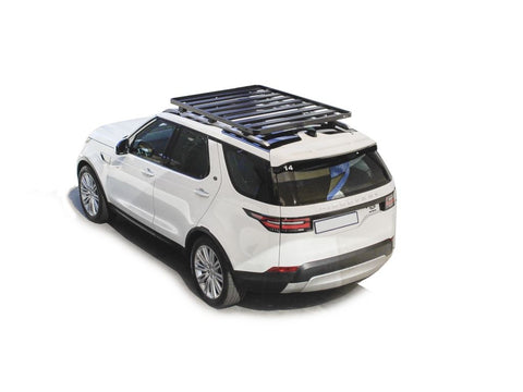 LAND ROVER ALL NEW DISCOVERY (2017-CURRENT) FLUSH RAIL SLIMLINE II ROOF RACK KIT - BY FRONT RUNNER
