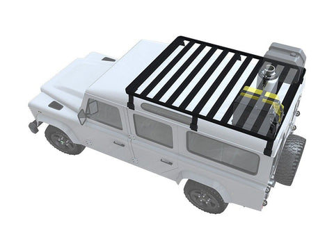 LAND ROVER DEFENDER 110 SLIMLINE II 3/4 ROOF RACK KIT - BY FRONT RUNNER