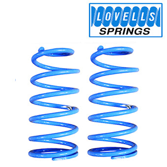 LOVELLS REAR COIL SPRINGS- MITSUBISHI PAJERO SPORT