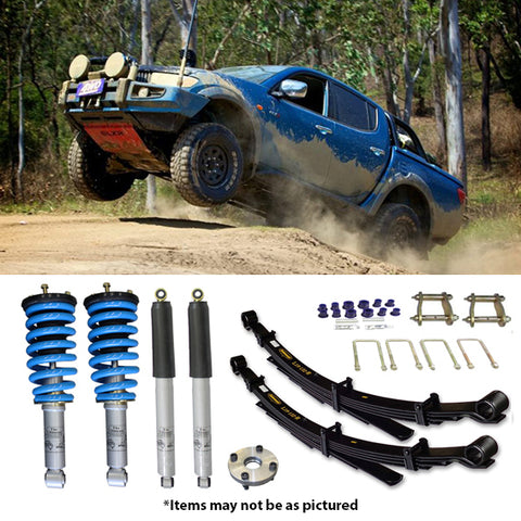 "SELECT 4WD OVERLAND SERIES 2"" LIFT KIT- TRITON ML/MN"