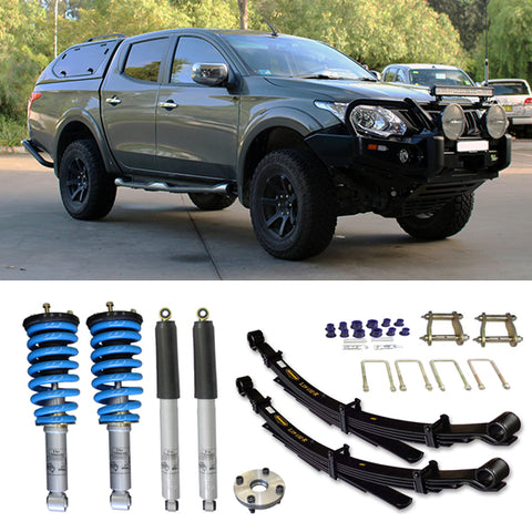"SELECT 4WD OVERLAND 2"" LIFT KIT (MQ TRITON)"