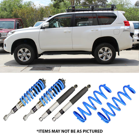 "SELECT 4WD OVERLAND SERIES 2"" LIFT KIT- PRADO 150 SERIES"