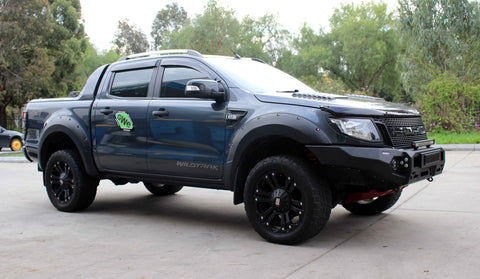 RIVAL ALLOY BUMPER- FORD RANGER PX1