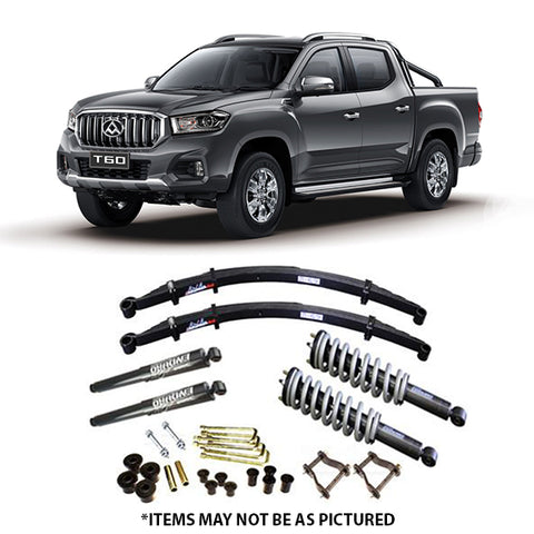 "DRIVETECH 4X4 ENDURO 2"" SUSPENSION KIT- LDV T60"