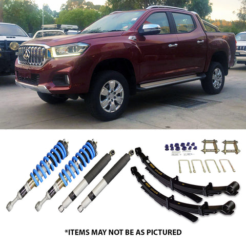 "SELECT 4WD ULTIMATE SUSPENSION 2"" LIFT KIT- LDV T60"