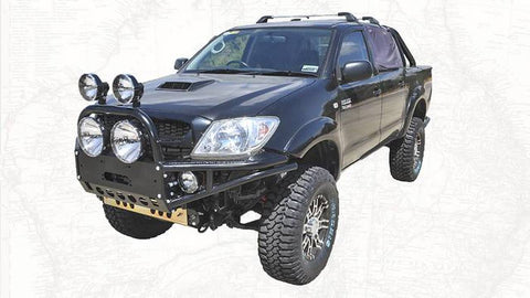 XROX COMP BAR TO SUIT HILUX 05-11 HI-MOUNT WINCH