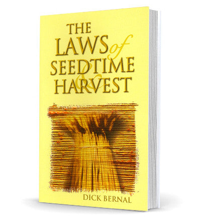 The Laws Of Seedtime & Harvest