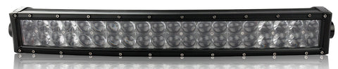"Inflect Lighting 31.5"" Curved Optic Lenses LED Light Bar 18000 Lumens"