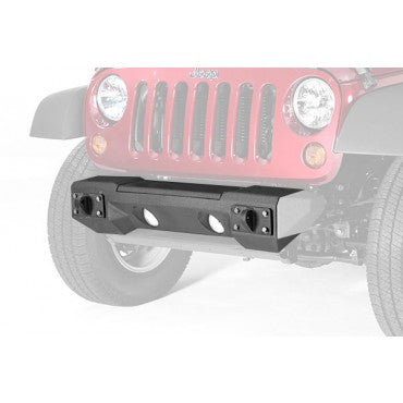 Rugged Ridge All Terrain Modular Front Bumper, 07-15 Jeep Wrangler (JK)