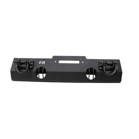 Rugged Ridge XHD Winch Mount Front Bumper, 07-15 Jeep Wrangler