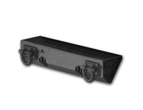 Rugged Ridge XHD Non-Winch Mount Front Bumper, 07-15 Jeep Wrangler