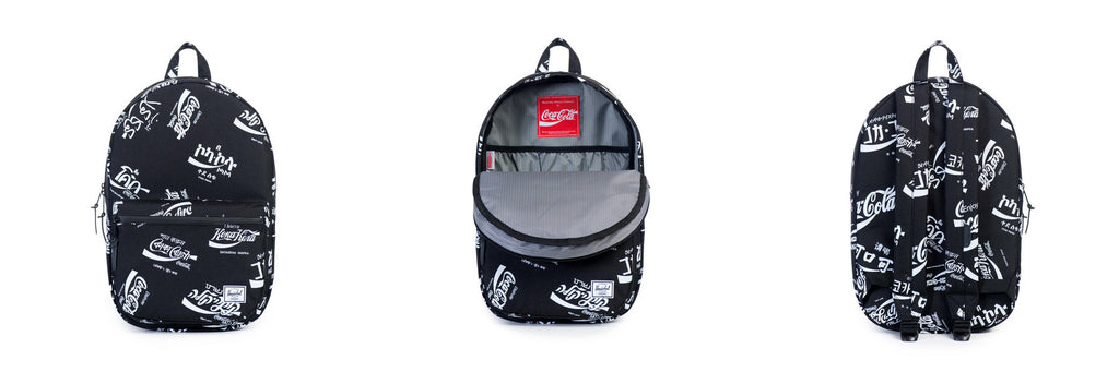 5a7a42126c3 Herschel Supply Co. x Coca-Cola® Lawson Backpack in Black