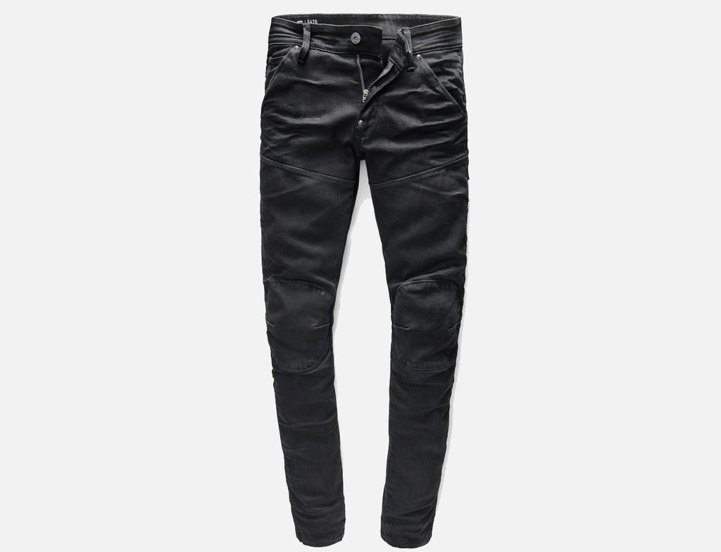 G-STAR 5620 ELWOOD 3D SUPER SLIM COLOUR JEANS IN NIGHT