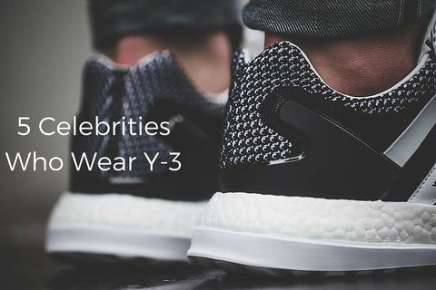 5 celebrities who wear y-3