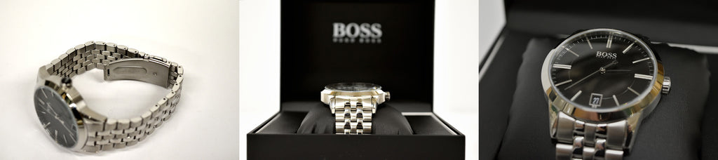 Boss Success Stainless Steel Watch
