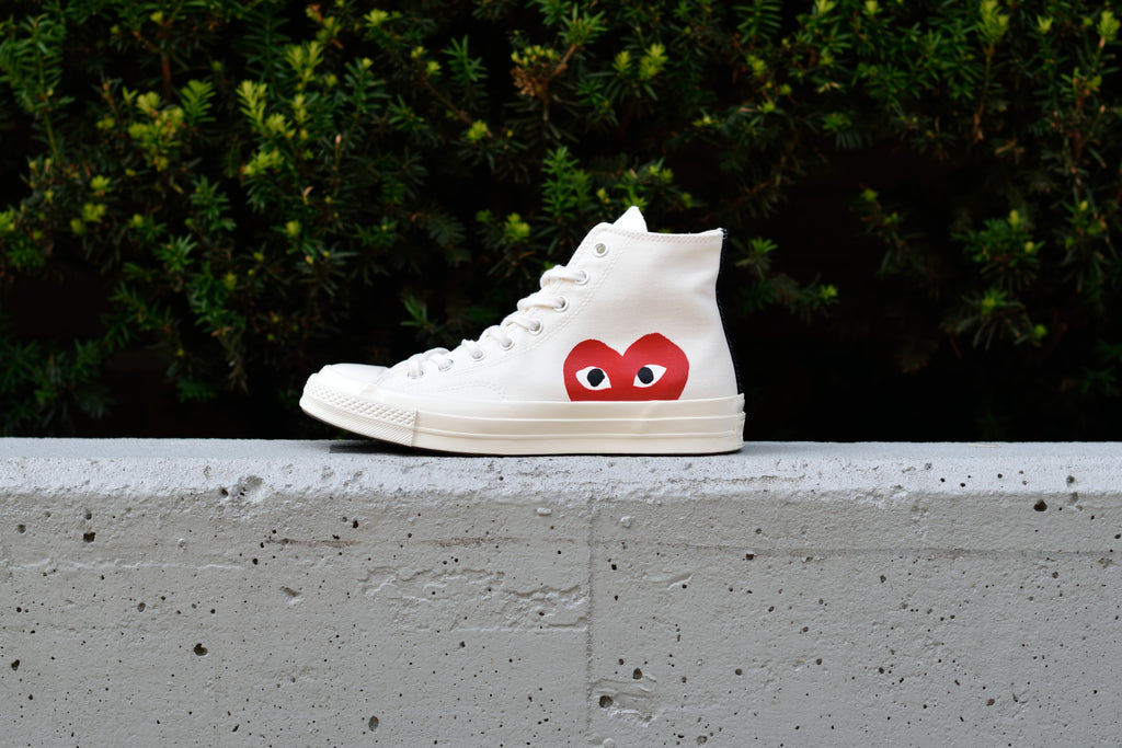 275a6d85ed71e7 Comme des Garcons Play x Converse Chuck Taylor All Star  70 – Boys Co