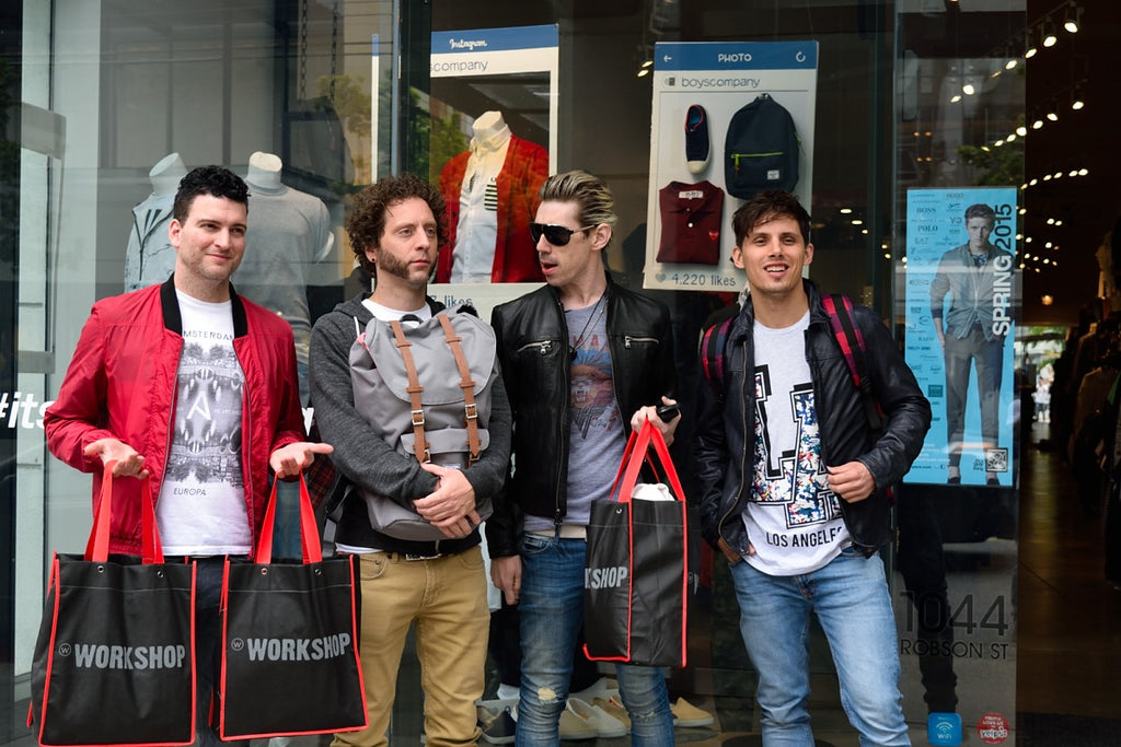 Marianas Trench at Boys'Co Robson