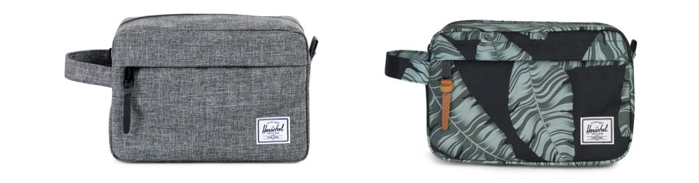 Herschel Chapter Toiletry Bags at Boys'Co