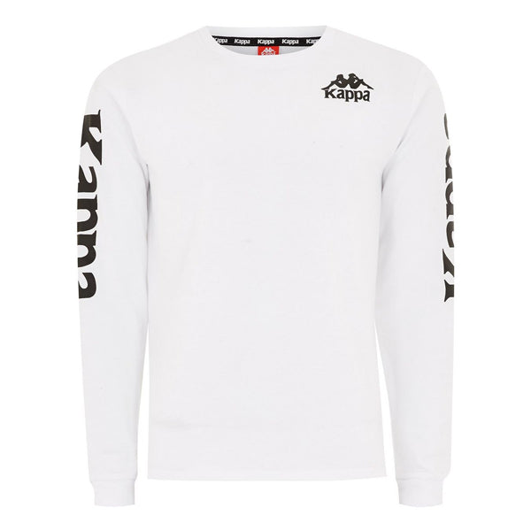 Kapp Ruiz Long Sleeve Tee in White