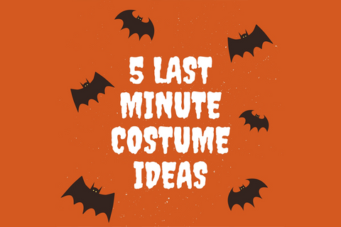 5 Easy and simple Halloween Costume Ideas