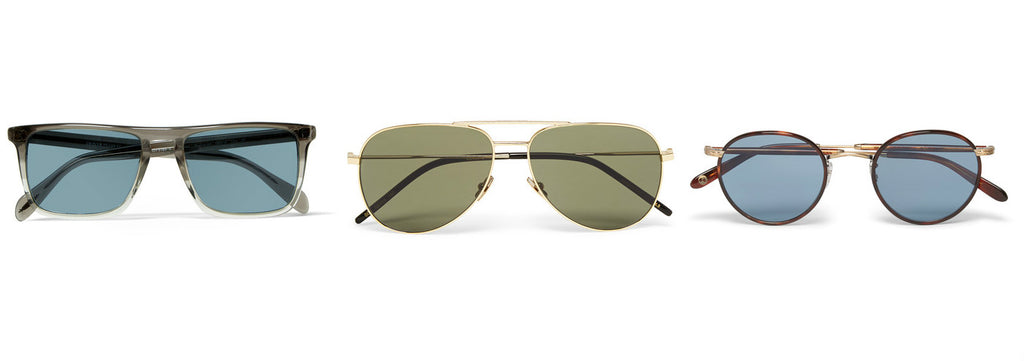 Oval Shaped Face Sunglasses Frames
