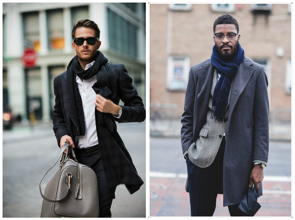 Mens fall fashion guide how to wear a scarf boysco scarf fashion how to wear a scarf scarf tying tie scarf scarf ccuart Image collections