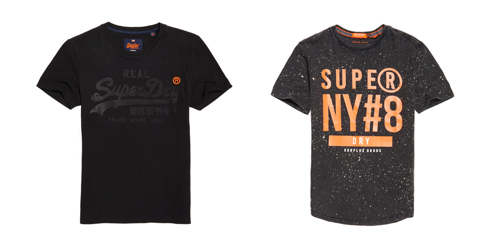 Superdry T-Shirts at Boys'Co