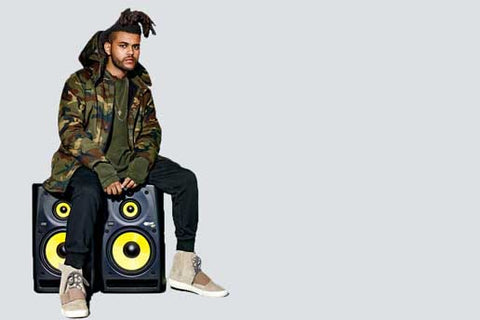 The Weeknd Celebrity Style