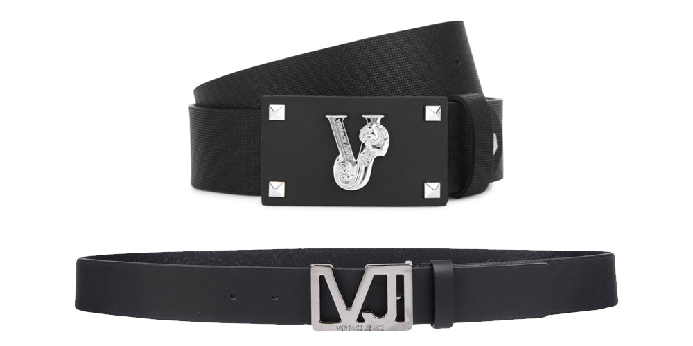 Versace Belts at Boys'Co