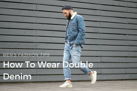 Canadian Tuxedo For Men