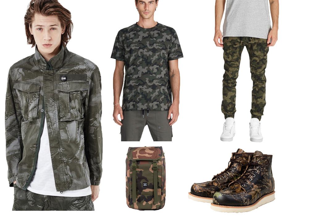 Easy Halloween Costumes - Army Man