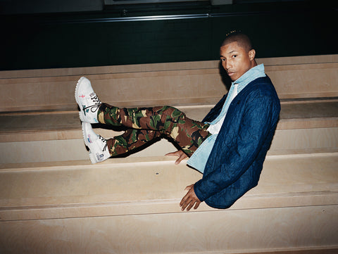 Pharrell Williams, X25