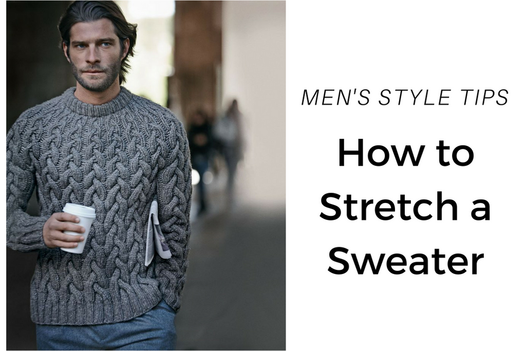 how to shrink a sweater, casual mens fashion, mens style tips