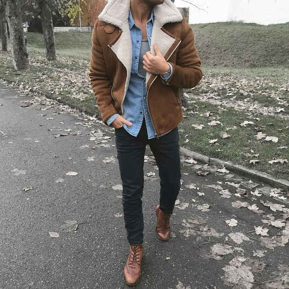 how to layer clothes, layering clothes for cold weather, winter layering, menswear