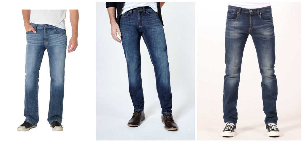 mens denim guide for regular guys