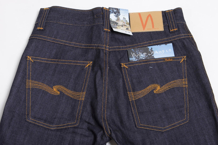 Nudie jeans raw denim